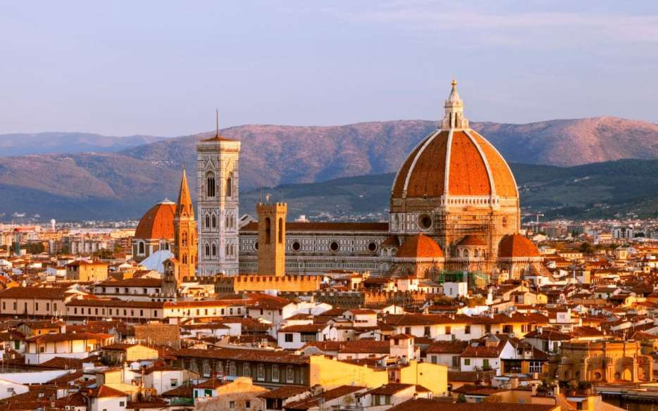 Travel Guide to Firenze Italy
