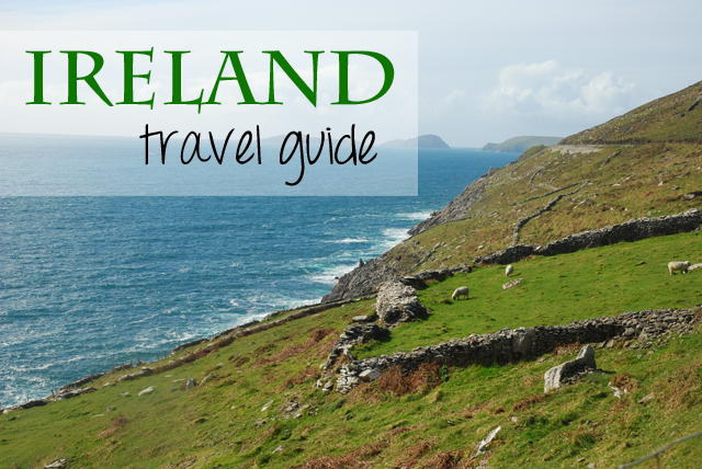 Travel guide to Ireland