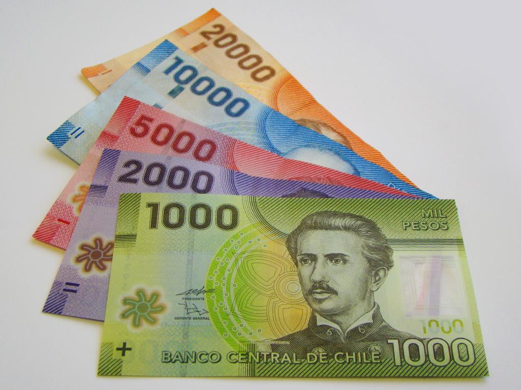 Australian Dollars To Chilean Peso