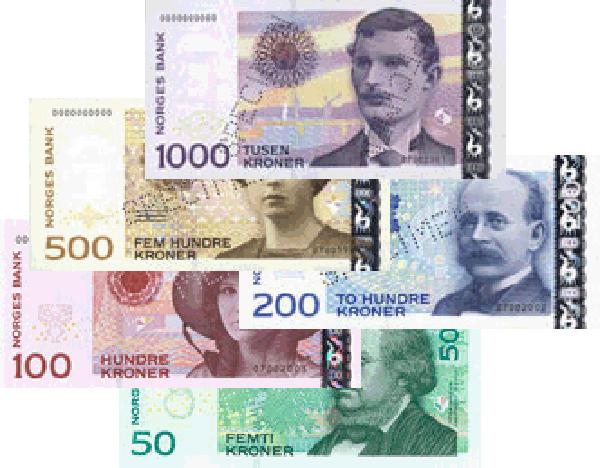 Want To Convert Norwegian Krone Australian Dollars